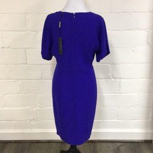 Elie Tahari Dresses - Elie Tahari Lourdes Cold-Shoulder Dress